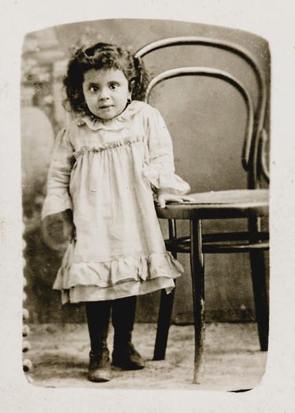 Angelina Cuevas Pacheco. Sister to Fernando Cuevas Pacheco