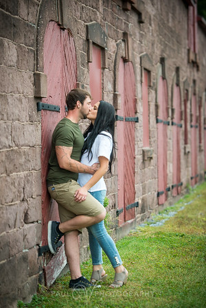 Amber and Jason Engagement