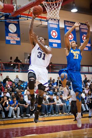 ASA Men's Basketball v Monroe Jan 17 2012