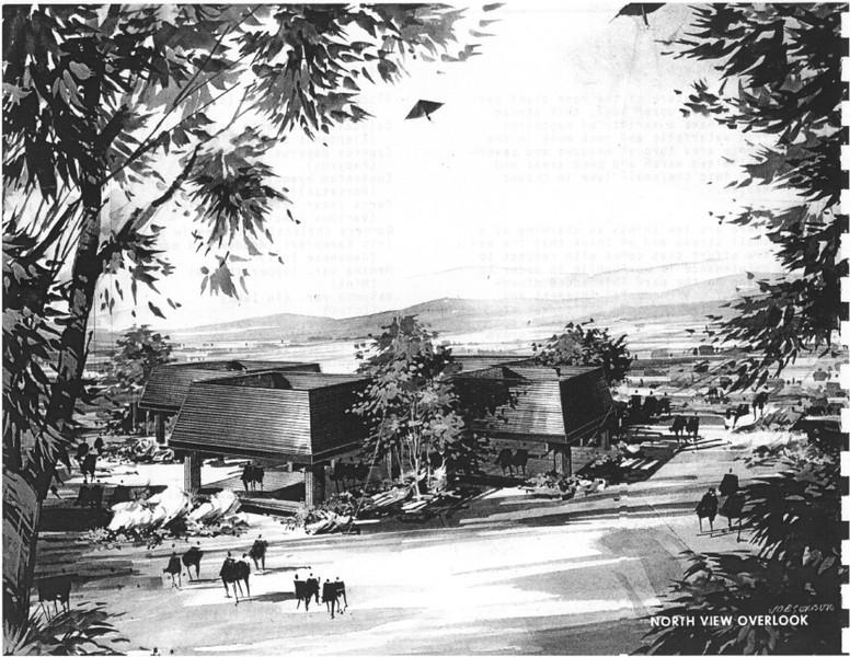 1971, North View Overlook