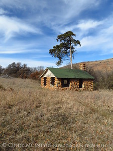 Wichita Mts Wildlife Refuge Winter