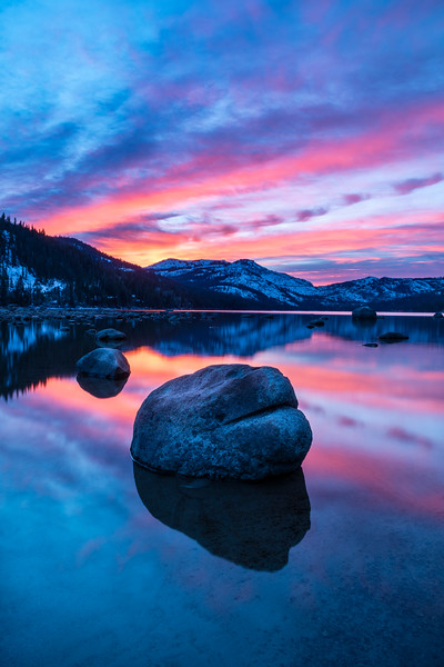 Donner Lake Glory