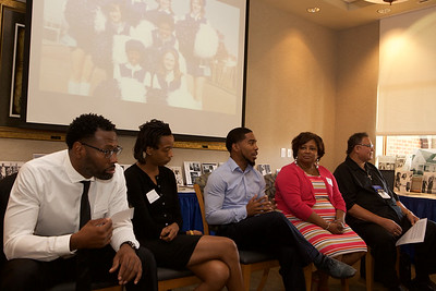Black Alumni and Student Panel and Social