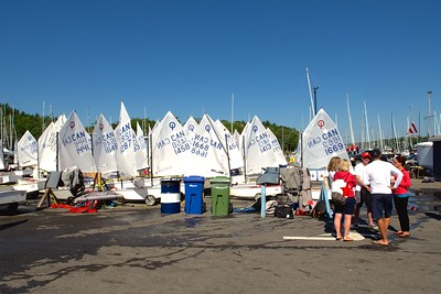 CDN OPTIMIST NATIONALS 2017 - NOVA SCOTIA