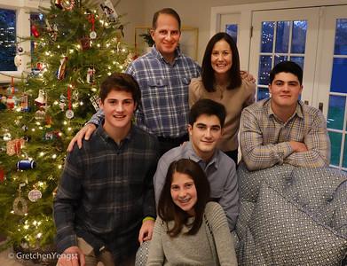 Theoharides Family Holiday 2020
