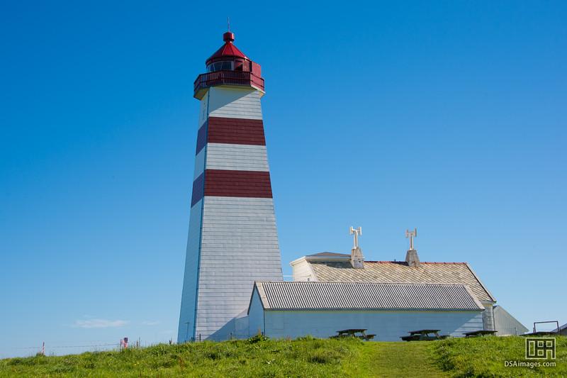 Godøy lighthouse