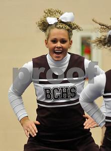 2011 Troy (Triad) Cheerleading Sectional