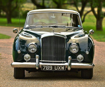 1957 Bentley S1 Continental Fastback 789UXW