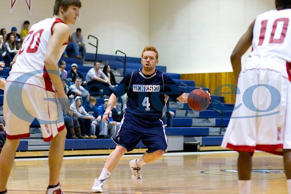 Men's Basketball 01/22/11