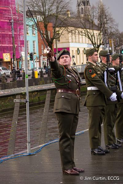 Armistice Day, Cork - 11/11/2018
