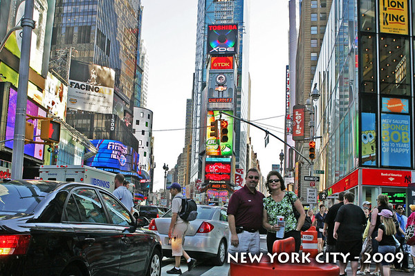 New York Trip 2009