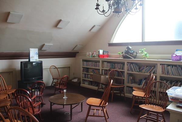 Library & Loft
