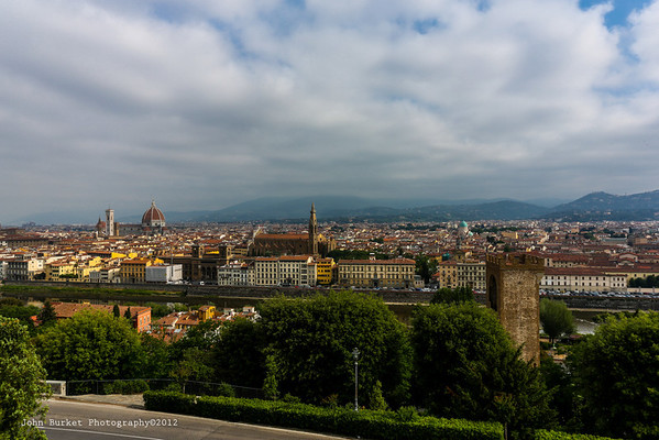 Florence and Pisa 5-31-2012