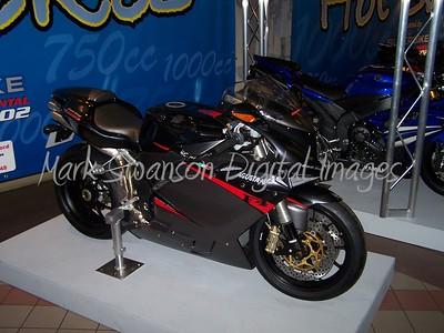Crystal Palace Motobike Show