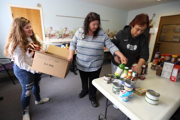 Billerica emergency food pantry 021420