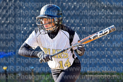 Softball, H.S. Varsity, St Anthony's vs OLM, 04.27.12