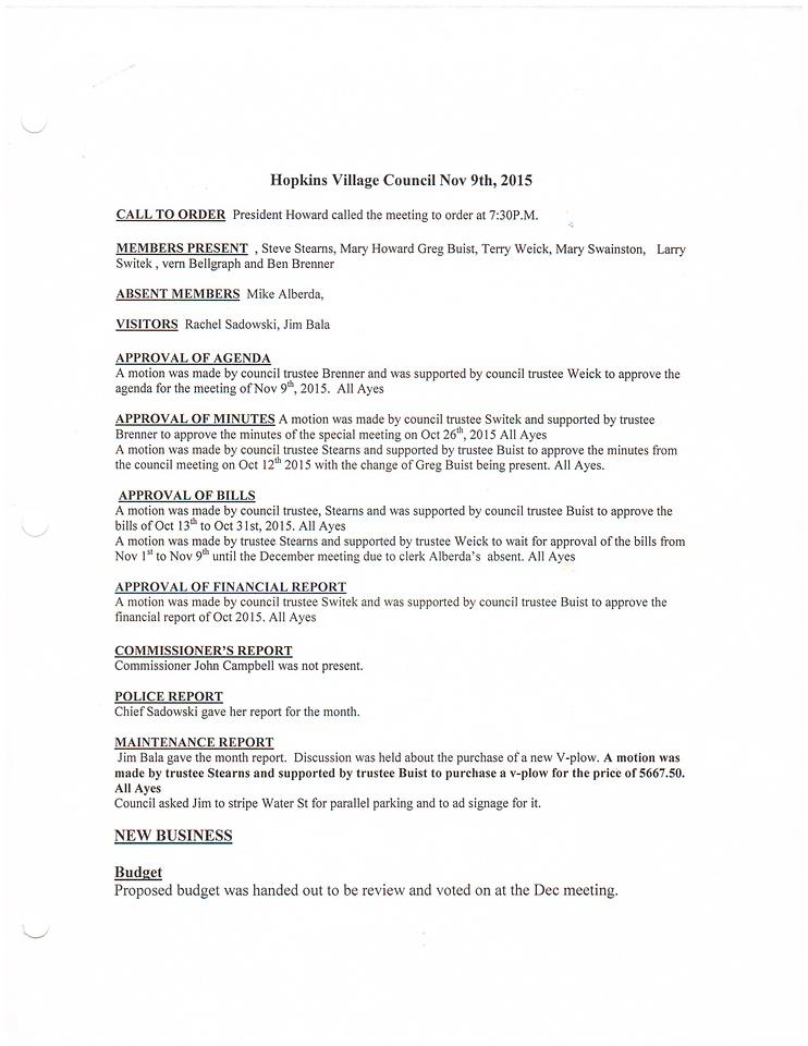 Nov 2015 Meeting Minutes pg 1
