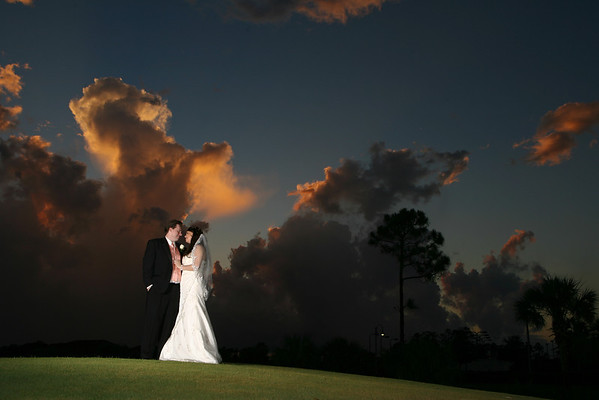 Heron Creek Wedding
