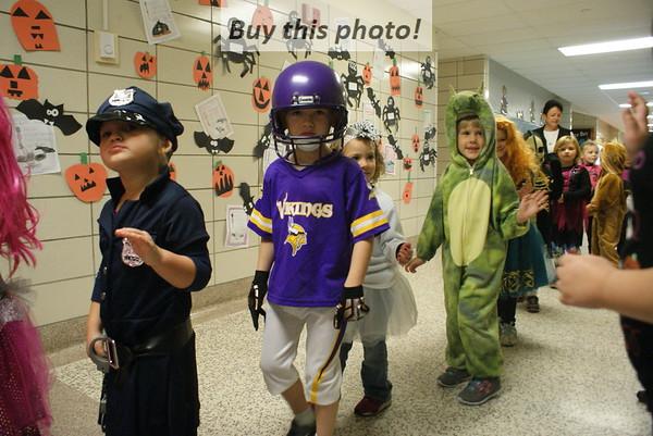 BBE JKC Halloween parade