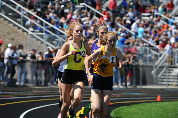 D4 Girl's 3200 Meters - 2018 MHSAA LP T&F Finals