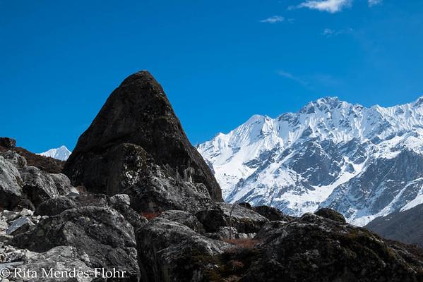 NEPAL TREKS (2018- Khopra Ridge;  2014- Langtang, Tamang, Goseinkund; 2011-Tzum Valley and Ganesh Himal; 2000 Annapurna Round)