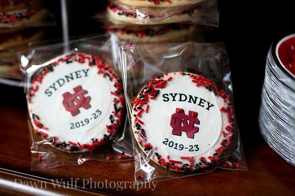 Sydney's Graduation Party