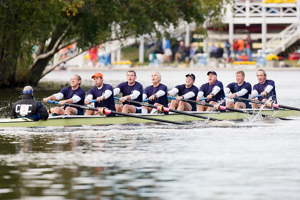 2008 Head of the Charles ~ Senior-Master Men's Eights