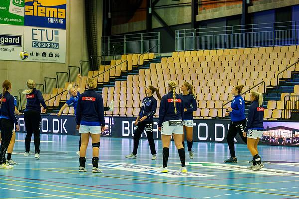 SønderjyskE vs TMS Ringsted. 09.10.2020