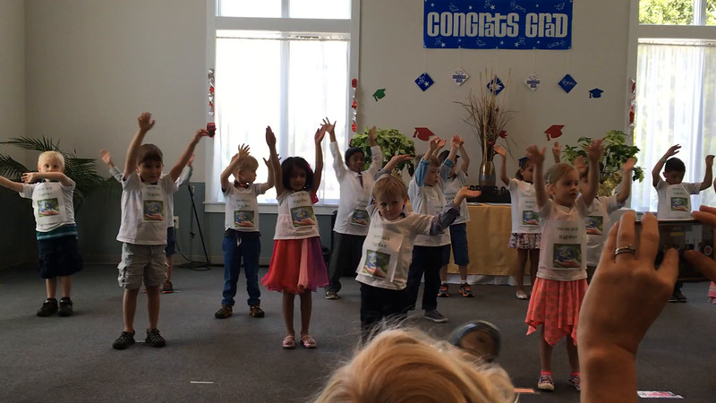20160610 008 Community Montessori School graduation.MOV