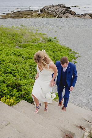 Amanda and Brian Eaton, Newport RI