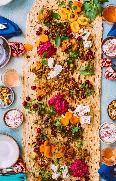 Persian Mazeh Feast