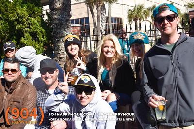 Generation Jaguar Tailgate Party @ Brix - 1.14.18
