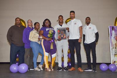 Basketball Seniors 2020