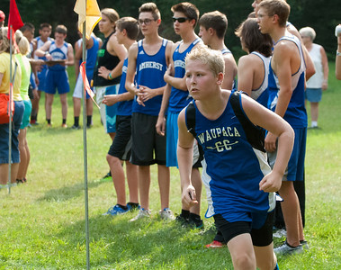 2015 - 2016 WMS Cross Country