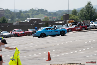 AutoX Smokies Stadium Solo 9, August 26 2018