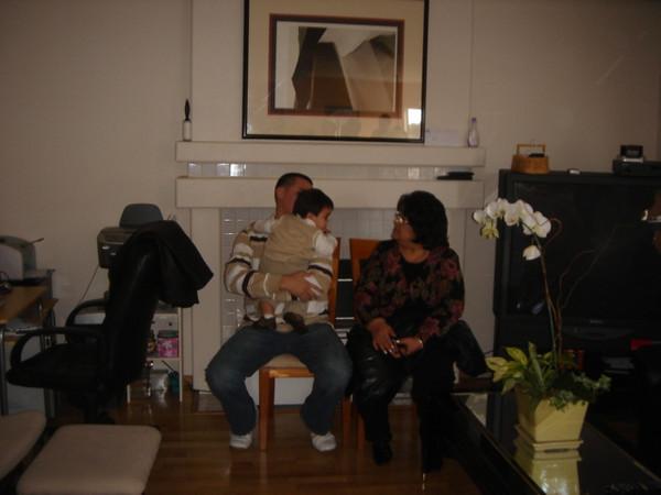 AJ's 1st Bday Party '07
