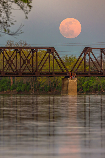 Moonlight on the Wabash - Loagansport