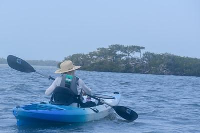 1230PM Heart of Rookery Bay Kayak Tour - Walker & Bendavid