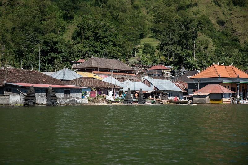 Trunyan village