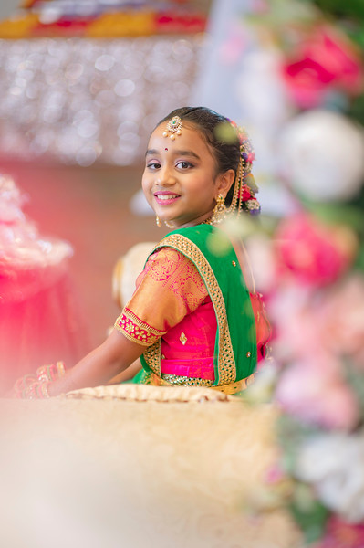 Chiya Half Saree