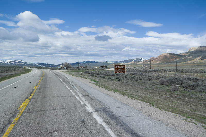 SW Wyoming US-30
