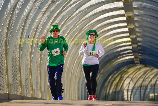 Running with the Irish 5k and Green Isle Mile 2016