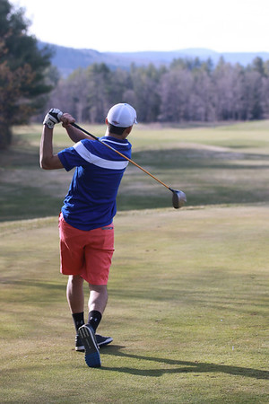 Varsity Golf  vs Proctor | April 29th