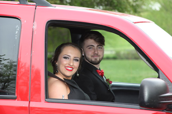 Taylor Prom 2017