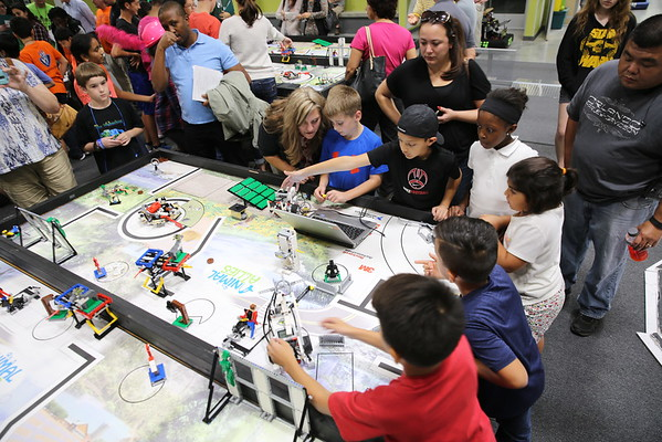 FLL Practice Day 11-11-16
