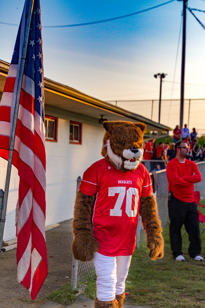 2017 ACHS Homecoming Game