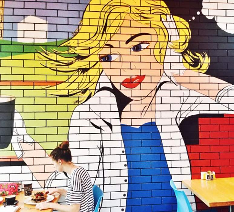 Funhouse Cafe, Brisbane