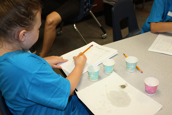 2013 Summer Science Camp
