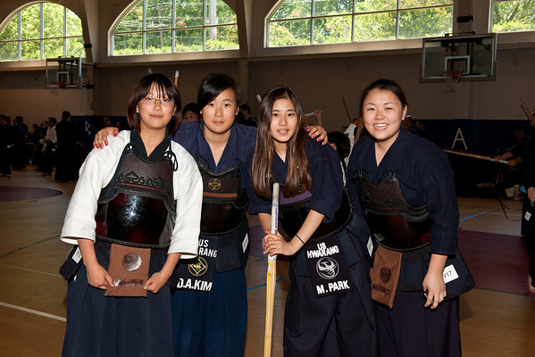 Baltimore-Annapolis Invitational Kendo Tournament - June 2012
