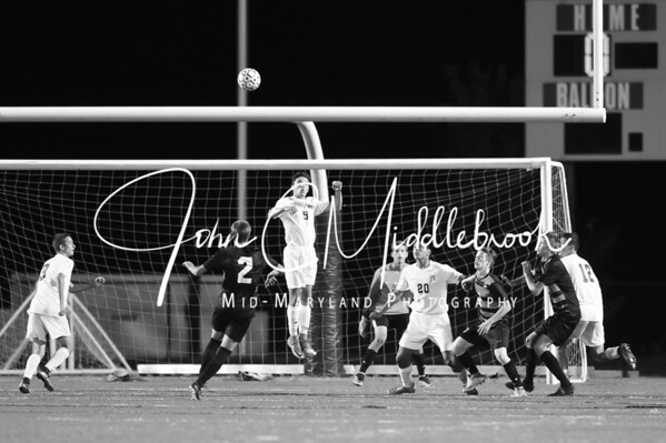 Middletown vs Oakdale Varsity Boys Soccer